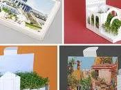 Postales Plantas Jardín