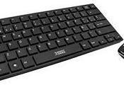 nuevo Minimal teclado ratón inalámbricos Perfect Choice hacen trabajo cómodo