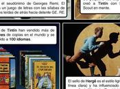 Curiosidades aventuras Tintín: secreto unicornio