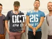 Coldplay Madrid próximo octubre