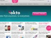 Yokto.tv Crea video montajes desde distintas fuentes