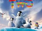 Happy feet nuevo trailer poster