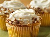 Cupcakes especias calabaza