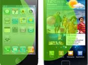 Comparación entre pantallas: iPhone Galaxy