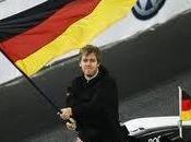Sebastian Vettel campeón mundo segunda consecutiva