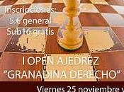 Open Ajedrez 'Granadina Derecho' 2011