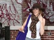 quitan manos: foulard leopardo