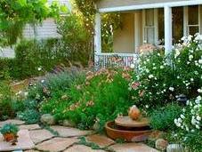 Convertir jardín santuario tranquilidad