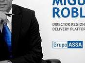 Grupo ASSA incorpora Miguel Robles como nuevo Director Regional Delivery Platform