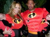 Mariah Carey presenta gemelos