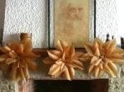 Decora flores otoño