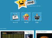 Star.me, social nueva temática diferente