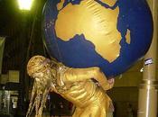 estatuas humanas Ramblas (II)