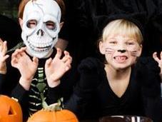Aumentan intoxicaciones niños durante Halloween