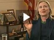 Hillary Clinton dice, enjuagarse boca, aquello 'vini, vidi, vinci'