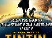 Ganadora entrada doble cómic 'Las aventuras Tintin: secreto Unicornio'