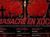 Masacre Xoco. Jornada Cine Horror Cineteca Nacional