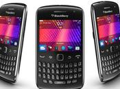 Orange lanza nuevo Blackberry Curve 9360