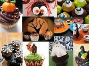 Recetas Cupcakes para Halloween