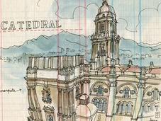 Urban Sketchers, social para dibujantes
