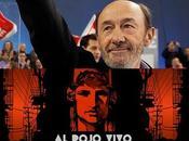 """Rubalcaba estará Rojo vivo"""""""