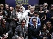 """Gala Unión Actores conjura busca unidad perdida"""""""