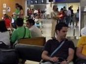 Cerrados cuatro aeropuertos causa densa niebla
