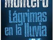 Libro mes: Lágrimas lluvia Rosa Montero