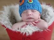 Gorritos lana para bebé