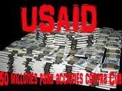 millones USAID contra Cuba