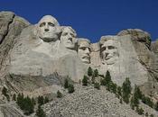 historia Mount Rushmore efigies pétreas