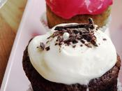 Cupcakes chocolate vainilla
