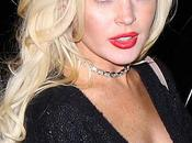 Lindsay Lohan trucos Playboy