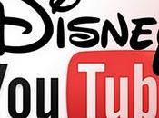 Disney Youtube asocian para alcanzar nuevas audiencias.