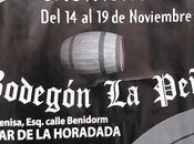 Pilar Horadada. Jornadas Gastronómicas Bodegón Peña 2011