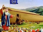 'Arca Noe' Merkel Sarkozy