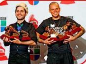 Grammy: Calle arrasa eligen Shakira 'Persona año'