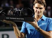 Masters 1000: Federer brilló llevó título París
