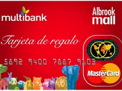 Tarjeta regalo MasterCard Multibank