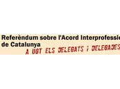 Referéndum UGT: ejercicio democracia directa real internet