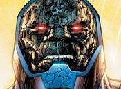 JUSTICE LEAGUE: Nuevo diseño Darkseid