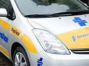 Radar polícia local Ferrol
