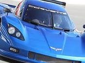 Chevrolet devela Corvette Prototipo Daytona 2012