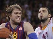 Barça gana Galatasaray pese bajón final (66-70)