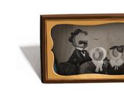 Google doodle honor Louis Daguerre