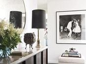 Deco: Hilary Swank home