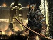 Mitología acción: elder scrolls skyrim