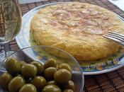 TORTILLA PATATAS (española)