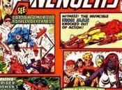 Portada alternativa Mike Golden para Avengers Annual