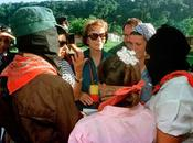 Homenaje Danielle Mitterrand